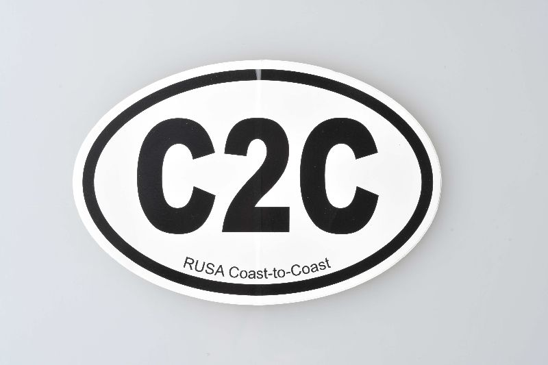 2015 RUSA C2C 4x1200 for 2012-2015 United States
