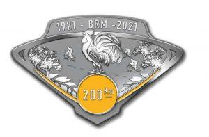 100周年記念メダル